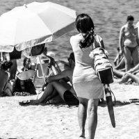 быстрей к воде :: sergio tachini