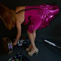 Мари-поменять музыку! :: Роза Бара