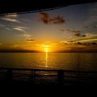 Закат на Карибах :: Яков Геллер