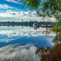 На озере. :: Степан Канадский