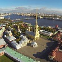 Петропавловская крепость :: Odissey