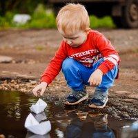 Детство в деревне :: Алёна Савина
