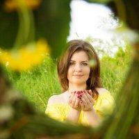 Ах, эта девушка! :: Елена Князева