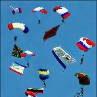 Флаги в небе... :: Кай-8 (Ярослав) Забелин