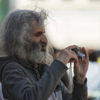 Бородатый фотограф :: Александр Степовой
