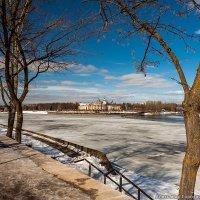 Весна на Волге :: Александр Горбунов