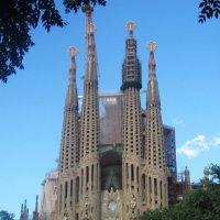 Барселона. Собор Святого Семейства (Саграда Фамилия) :: татьяна