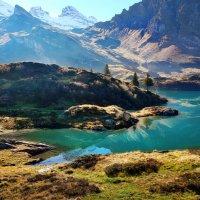 Эта осень в горах как одно волшебство :: Elena Wymann
