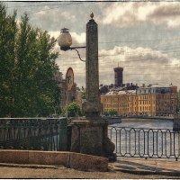 My magic Petersburg_02641  Аларчин мост. Канал Грибоедова. :: Станислав Лебединский