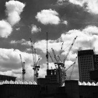Небо Лондона :: Sofia Rakitskaia