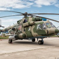 Ми-8МТВ-5-1 :: Павел Myth Буканов