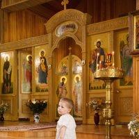 Крещение :: Виктория Налобина