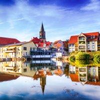 Rotenburg a.d.Fulda.Германия. :: Александр Селезнев