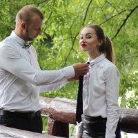 Александр и Юлия :: Колибри М