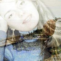 Мечтающая девушка :: Лара Амелина