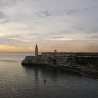 Вход в гавань Гаваны - Castillo del Morro :: Яков Геллер