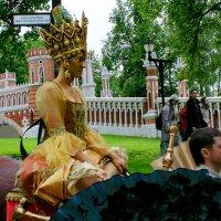 Китайская Принцесса :: Vera Ostroumova