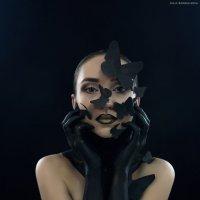 Черные мотыльки :: Julia Barbashova