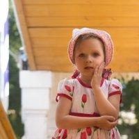 Летняя красавица :: Андрей Резюкин