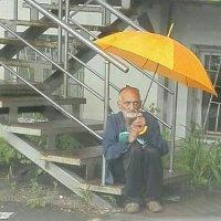 Дождь в Челябинске :: Евгений