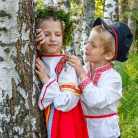Русское лето :: Ольга Васильева