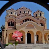 Тирана. Проваславная церковь. :: Gal` ka