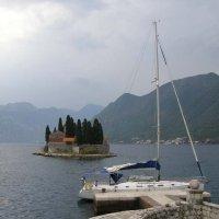 Остров Святого Георгия (бенедиктинское аббатство) :: Анна Воробьева