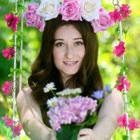 flower girl :: Елизавета Митрофанова