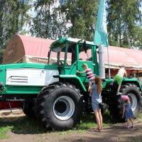 Аграрно-промышленная выставка 2017 г Омск :: раиса Орловская