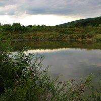 Озеро :: Людмила Монахова
