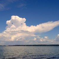 Ангел над морем . :: Мила Бовкун