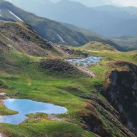 Долина семи озёр . :: Александр Криулин