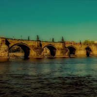 Прага-Карлов мост. :: Rassol Risk