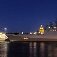 Адмирал Макаров :: Вера Моисеева
