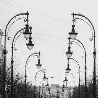 Старый Петербург :: Darina Mozhelskaia