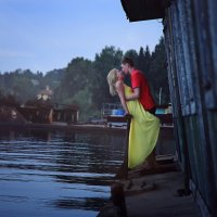 Прогулка по заброшенным караблям :: Ирина Лежнева