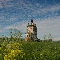 Село Весь :: Валерий Толмачев