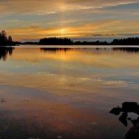 Озеро Воронье :: Валерий Толмачев