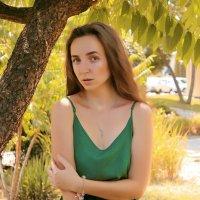 Ретушь + Цветокоррекция :: Julia Volkova