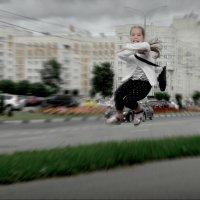 Обгоняя авто! :: Владимир Шошин
