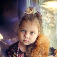 Маленькая мадам :: Тася Тыжфотографиня