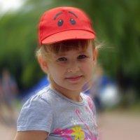 Портрет девочки... :: Александр Калинкин