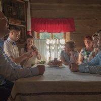 Свадебные обряды... :: Алена Малыгина