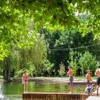 Мальчишечье лето :: Варвара