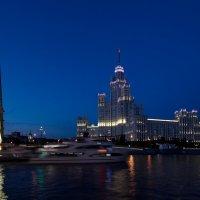 Высотка на Котельнической :: Юрий Кольцов