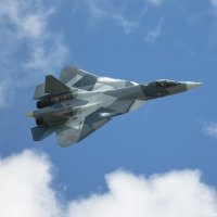 ПАК-ФА T-50-2 :: Павел Myth Буканов