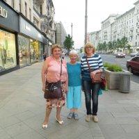 Прогулка по Москве :: Natalia Harries