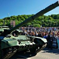 Наши танки быстры!.. :: Кай-8 (Ярослав) Забелин