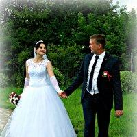 Красивая свадьба. :: Александра Кучерявых