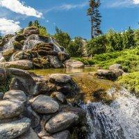 Каменный водопад :: Максим Кравченко